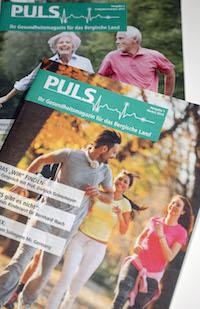 Puls-Gesundheitsmagazin