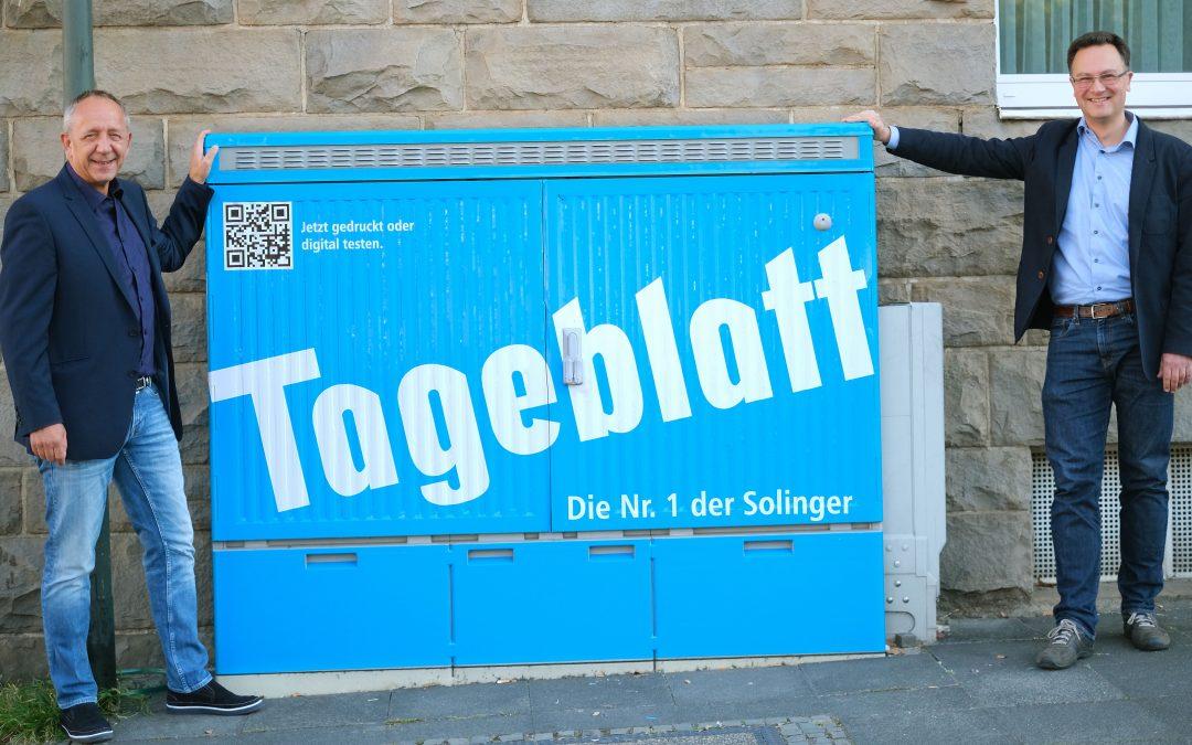 B. Boll Mediengruppe und Agentur Rheinkultur kooperieren bei der Vermarktung von Citycubes